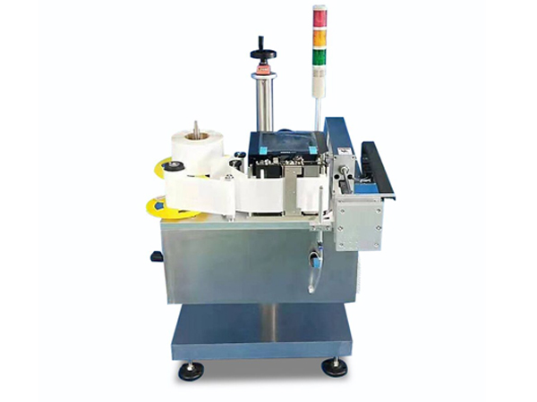 Automatic online labeling machine