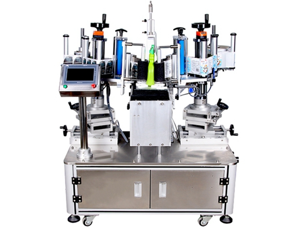 Let the market call a good double-sided labeling machine