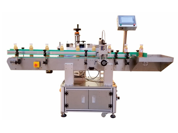 Automatic labeling machine factory