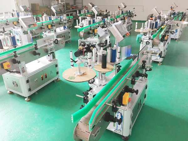 The production efficiency of the labeling machine cannot be easily