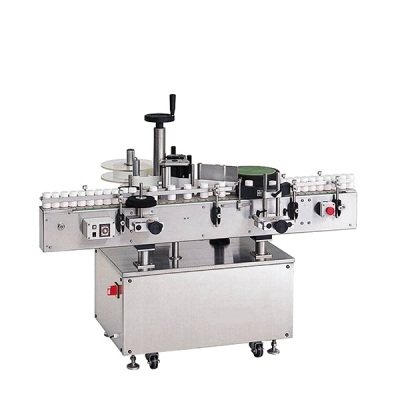 BG612- automatic vertical round bottle labeling machine