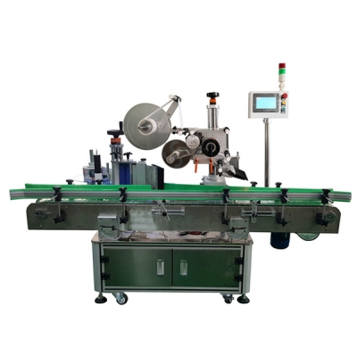 Medical device labeling machine