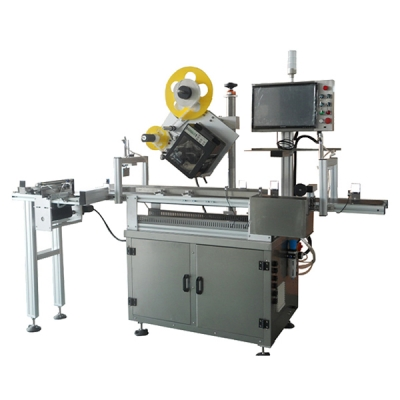 Real-time printing and labeling machine